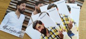 Autogrammkarten Salvatore Prinz Titel